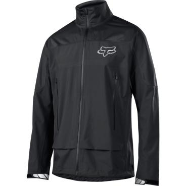 Велокуртка Fox Attack Water Jacket BlackВелокуртка<br>Велокуртка Fox Attack Water Jacket черная <br><br>Описание <br>Оригинальная мембранная куртка от Fox, которая надёжно защитит вас от дождя, ветра и снега. Верх модели выполнен из лёгкой синтетической ткани, которая не пропускает влагу, но при этом отлично дышит. Куртка дополнительно обработана влагоотталкивающим составом C6 DWR, а благодаря особому покрою под названием RAP (Rider Attack Position) она идеально подойдёт для катания на велосипеде.<br><br>Особенности:<br><br>Материал верха: 3L<br><br>Мембрана: TruSeal, 10000/10000мм<br><br>Влагоотталкивающее покрытие C6 DWR<br><br>Вставки из эластичного текстиля на плечах и подмышками<br><br>Особый покрой RAP (Rider Attack Position)<br><br>Проклеенные швы и водостойкие молнии<br>Размер: S, M, XL<br>