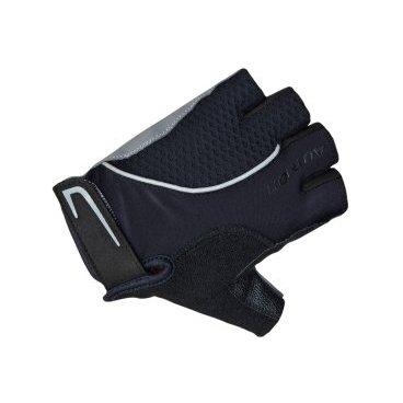 Перчатки AUTHOR Team X6, черные, синтетическая кожа/неопрен, с петелькамиВелоперчатки<br>Перчатки AUTHOR Team X6, черные, синтетическая кожа/неопрен, с петельками<br>Перчатки AUTHOR обеспечивают комфорт и защиту. <br>Эластичная сетка для большой вентиляции, усиленная синтетическая  кожа Amara, которая находится на ладони,  эластична и долговечна.<br>Мягкий абсорбент на большом пальце для легкой очистки от пота.<br>Micro-Injection Velcro обеспечивают комфорт с неограниченным движением запястья.<br>Легкие петли помогают снять перчатки.<br>