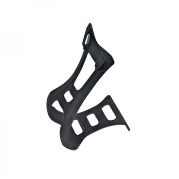 Туклипсы WELLGO, нейлоновые MT-03 + ремешок W-2, размер L, черные, 6-170032