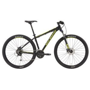 Велосипед ROCKY MOUNTAIN FUSION 920 2016 MATTE BLACK/PETROL/LEMONGRASS US:S