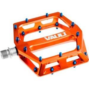 Педали велосипедные DMR Vault, алюминий, оранжевый, DMR-VAULT-O
