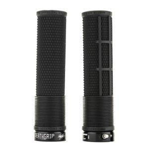 Ручки велосипедные DMR Brendog Death Grip Flangeless, черный, DMR-G-BREN2-THICK-K