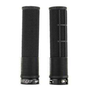 Ручки велосипедные DMR Brendog Death Grip, черный, DMR-G-BREN-THICK-K