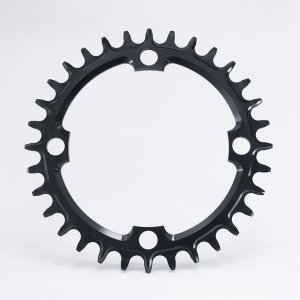 Звезда передняя велосипедная Garbaruk Round, 30T IT,104 мм, алюминий, чёрный, 4820030110717 холодильник galanz bcd 217t
