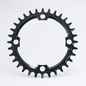 Звезда передняя велосипедная Garbaruk Round, 32T, 104 мм, алюминий, чёрный, 4820032110715 холодильник galanz bcd 217t