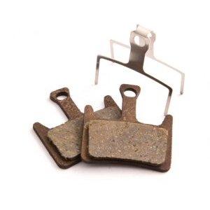 Тормозные колодки для дисковых тормозов VX-856C CLARKS, 3-423Тормоза на велосипед<br>Тормозные колодки для дисковых тормозов <br>VX-856C <br>CLARKS <br>для тормозных систем HAYES PRIME, полимерные (пониженный шум и нагрев), блистер<br>