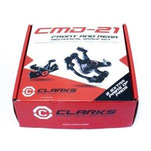 Тормозной набор механический дисковый задний CMD-21 CLARKS, 3-448 тормозной набор механический дисковый задний cmd 21 clarks 3 448