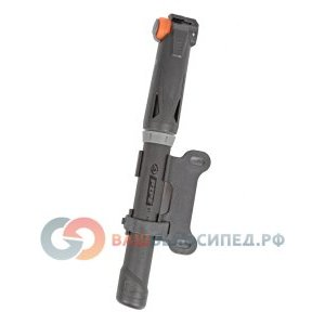 Насос AUTHOR, пластик AAP Pipe X7, универсальная головка, черный, 8-18101071Велосипедный насос<br>NEW, универсальная головка с защитным колпачком AV/FV на гибком выдвигающимся шланге, максимальное давление 100PSI/0,69Mpa, высокопрочный композитный материал, пластиковый крепеж к раме+липучка, черный, 27x220мм, 98г, блистер<br>