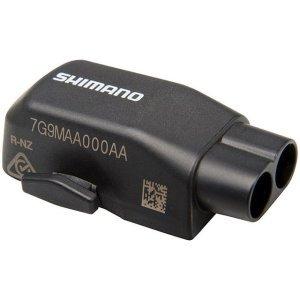 Модуль для Shimano Di2, EW-WU101, e-tube port, 2 штуки, IEWWU101B запчасть shimano электропровод di2 ew sd50 для ultegra di2 400 мм