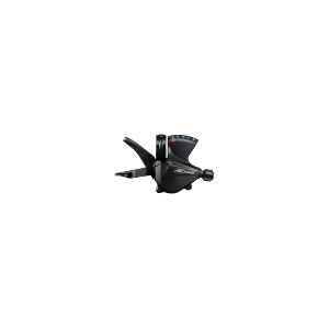 Шифтер Shimano Altus M2000, 3 скорости, левый, трос 1800 мм, ESLM2000LB