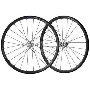Комплект колес SHIMANO RS770, 10-11 ск, под дисковый тормоз, C.Lock, черный, EWHRS770C30P12L колеса велосипедные shimano mt35 переднее и заднее 27 5 center lock цвет черный ewhmt35fr7be