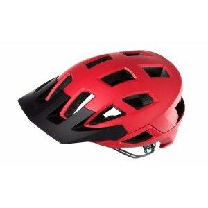 Велошлем Leatt DBX 2.0 Helmet, черно-красный 2018