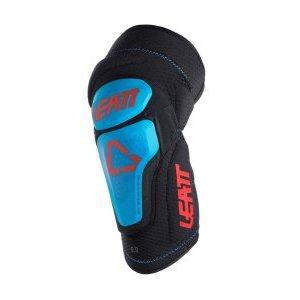 Наколенники Leatt 3DF 6.0 Knee Guard, сине-черный 2018Защита колена<br>Лёгкие и удобные наколенники для тех, кто серьёзно относится к вопросам безопасности. 3DF 6.0 – это комбинированная защита со вставками из патентованного пеноматериала 3df изнутри и жёсткими накладками снаружи. Перфорированный материал внутренника хорошо дышит и отводит влагу, а силиконовое напыление на внутренней части манжет не даст наколенникам сползти в самый неподходящий момент.<br><br><br><br>ОСОБЕННОСТИ<br><br><br><br>Лёгкие и удобные наколенники с жёсткими защитными накладками<br><br>Отвечают требованиям стандарта безопасности CE<br><br>Особый крой для большего комфорта во время езды<br><br>Дополнительные накладки по бокам для защиты наиболее уязвимых частей колена<br><br>Силиконовое напыление на внутренней части предотвращают сползание<br><br>Регулируемые застёжки для идеальной подгонки по ноге<br><br>Вес: 530 граммов (пара)<br>