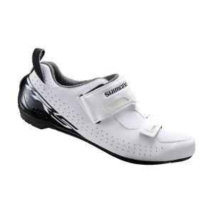 Велотуфли SHIMANO SH-TR500, белый shimano sh rp2 spd sl road bike cycling shoes entry level black white