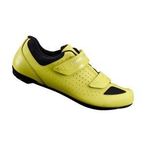 Велотуфли SHIMANO SH-RP100, желтый shimano sh rp2 spd sl road bike cycling shoes entry level black white