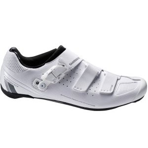 Велотуфли SHIMANO SH-RP200, белый shimano sh rp2 spd sl road bike cycling shoes entry level black white