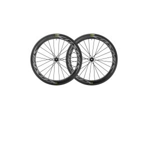 Колеса Mavic Cosmic Pro Carbone SL Disc UST M-2518Колеса для велосипеда<br>ОписаниеКолеса Mavic Cosmic Pro Carbone SL Disc UST M-2518ПрименениеШоссе, триатлон.Mavic Cosmic Pro Carbon - выбор профессионалов и одна из самых популярных моделей на шоссейных гонках. Особо высоко оценена гонщиками благодарясбалансированному профилю, обладающему как хорошей аэродинамикой, так и высокой стабильностью при боковом ветре.Обновлённая версия для дискового тормоза отвечает всем современным мировым стандартам, может быть использована с креплением под ось 12, 15 мм спереди (15 мм с заменой оси), 12x142 мм - сзади, так и с быстросъёмным эксцентриком.К новым возможностям относится бескамерная установка покрышек UST Road.Главной идеей создания технологии UST Road является дальнейшее повышение гоночных характеристик,снижение веса и инерции, благодаря чему велосипед легче разгонятеся,увереннее преодолевает неровности, риск прокола минимален. Отличные характеристики и возможность быстрой замены барабана Shimano / Sram / Campagnolo делает колёса действительнолучшим выбором для гонок и тренировок на шоссе.Основные преимуществаЛучший баланс лобового сопротивления и стабильности при боковом ветре45 мм профиль обода разработан на основе математических исследованийNACA - Национального управления по аэронавтике и исследованию космического пространства, благодаря чему сопротивление воздушного потока минимально. При этом, сохранена отличнаястабильность при сильном боковом ветре, что делает Mavic Cosmic Pro суперуниверсальными гоночными колёсами с отличнам накатом и балансом.24 мм внешняя ширина обода (17 мм внутренняя) подходитдля установки большинства шоссейныхпокрышек.Идеальная эффективность и низкий весОбод с внутренней шириной17 мм и установленными покрышками 25 мм обладает одим из самых низких сопротивлений качению, высокой управляемостью и отличным плавным ходом. Вилсетвесит всего около 1770 грамм! Всё что нужно для превосходства на дороге.Обработка по технологииExalith 2Отличный внешний ви