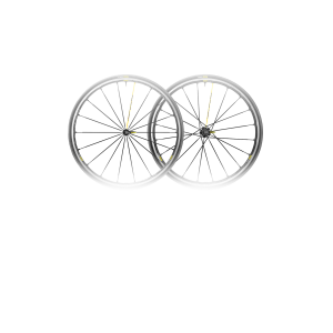 Колеса Mavic Ksyrium Pro UST SL C M-2518Колеса для велосипеда<br>ОписаниеКолеса Mavic Ksyrium Pro UST SL C M-2518ПрименениеШоссе, триатлон.Основные преимуществаБЫСТРЕЕ И С МЕНЬШИМ РИСКОМ ПРОКОЛАБескамерные колёсаUST Road Tubeless меньше весят и обладаютпониженным трением за счёт отсутствия камеры. Дополнительный комфорт при пониженном давлении и гораздо меньше шансов сойти с дистанции из-за прокола.СУПЕРЛЁГКИЕВсе компоненты имеют дополнительное облегчение. Обода с обработкой ISM 4D обеспечивают за счёт легковестности и улучшенной аэродинамики повышенную эффективность и комфорт. Спицы из высокопрочного сплаваZicral также имеют меньший вес при сохранении жёсткости. В комплекте облегчённые покрышки Mavic Yksion Pro UST.ПРОЧНОСТЬ И УВЕРЕННОСТЬБлагодаря прочным спицам Zicral и фирменной спицовкеIsopulse достигается повышенная прочность, жёсткость колёс и управляемость велосипедом. Важную роль играют правильные покрышки.Передняя шина с протектором GripLink для большего сцепления, задняя шина PowerLink для низкого сопротивления качению.СПЕЦИФИКАЦИИСОВМЕСТИМОСТЬБарабан: Shimano/Sram, с возможностью замены на Campagnolo / XD-R (в комплект не входят)Передняяось: только Quick ReleaseЗадняя ось: толькоQuick ReleaseВЕСПокрышка:700x25 мм, 260гВес пары без покрышек: 1410 гПереднее колесо: 590 гЗаднее колесо: 820 гВТУЛКИПередняя втулка:алюминийМатериал оси: алюминийЗадняя втулка: алюминийФрихаб:Instant Drive360Промышленныйподшипник (QRM Auto)ИСПОЛЬЗОВАНИЕ ПО НАЗНАЧЕНИЮРекомендуемая ширина покрышки: от 23 до 32 ммРекомендуется не превышать общий весв 120 кгТолько для использования на шоссеМаксимальное давление: 25мм 7.7 bars - 110 PSIОБОДАМатериал:MaxtalПрофиль под колодки:UB ControlТип сварки: SUPТехнологияуменьшения веса: ISM 4DETRTO:28клинчерныеПокрышки:клинчерныеВысота профиля:передний 22 мм, задний 25 ммДиаметр отверстия под ниппель: 6.5ммСПИЦЫНиппели: алюминий, ABSФорма:прямые, плоские, двойныеМатеиал:ZicralСпицовка: передняя радиальная, задняяIsopulseЧисло: спереди 18, сзади2