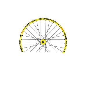 Колесо зад. MTB Mavic Deemax Ultimate 27.5 12x150 Intl16Колеса для велосипеда<br>Самое легкое и отзывчивое колесо для даунхилла из всех доступных. Разработанное совместно со спортсменами-участниками кубка мира, это первый комплект колес, созданный специально для даунхилла, весом менее 2 кг. Невероятно легкие обода и спицы с плоским профилем и двойным баттингом обеспечивают идеальный контроль и предельные скорости на пути к финишной черте.Вес (колесная пара 27,5): 2015 граммовПереднее колесо: 930 граммовЗаднее колесо 1085Технологии, примененные в конструкции комплекта колес Mavic Deemax Ultimate UST:ISM: Выточка специальных углублений между спицами для облегчения обода при равной жесткости – вот волшебная формула снижения инерции и высвобождения дополнительной энергии при подъеме в гору. Эксклюзивная запатентованная концепция Mavic (US 6 402 256).UST: Универсальный стандарт бескамерных покрышек. Коэффициент сцепления с дорогой и управляемость; Бескамерная система, готовая к использованию. Концепция UST позволяет увеличить коэффициент сцепления с дорогой, повысить управляемость и комфорт, снижая инерцию и вероятность прокола. - Без камер, без ободных лент; полностью герметизированный обод для удобного управления – возможна езда при пониженном давлении в покрышках – профиль обода UST имеет специальные выступы для надежного закрепления покрышки – совместим со всеми типами покрышек (UST, Tubeless Ready, камерные).ITS-4: система мнгновенной передачи ITS-4 4 лапки в барабане, работающие попарно, обеспечивают большую динамику при езде за счет очень быстрого переключения. Универсальность этого колеса делает его совместимым со всеми системами стабилизации рамы. - Улучшенная передача усилия: быстрое переключение, только 7,5° свободного хода между положениями – Жестче: цельная ось, диам. 17мм – 12мм, совместимая со всеми системами стабилизации рамы.Технология QRM: Qualitй de Roulements Mavic . Наиболее ответственный уровень нашего производственного процесса. Разумеется, эти кар