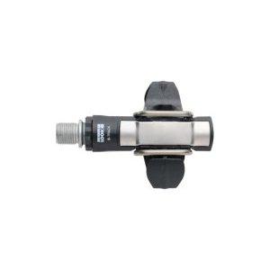 Педали контактные Look MTB S-TrackПедали для велосипедов<br>Особенности:Выполнены из композитного материала, с отражателямиПлощадь поверхности: 460 ммКомпактные и легкие: 142 г100% сделано во ФранцииБольшая площадь опорной поверхности для максимальной передачи усилияЗапатентованная конструкция съемного каркаса для увеличения гибкостиКомпактные и легкиеЗапатентованная проволочная пружинная система для лучшей работы во время крученияОптимальное удаление грязи с помощью DCS (система динамических креплений)Характеристики:Применение: кросс-кантри, All-mountain, EnduroИсполнение: композитноеОтражатели: композитныеШпиндель: легированная стальРезьба: 9/16 x 20 ммПодшипники: 2 шариковых подшипника, 1 подшипник скольжения IGUSГерметичность: 1 манжета + 1 уплотнение внутри подшипника, эластомерные вилкиВысота шпинделя / подошвы: 12,2 ммРасстояние между шпинделем педали и шатуном: 53 ммМультинатяжитель: нетКрепежи для педалей: dcs (система динамических креплений)Угловое перемещение: ± 3°Боковое движение: ± 1 ммУгол снятия креплений: 15°Вес педали: 142 г (320 г одна пара вместе с крепежами и винтами)Принадлежности: 1 пара крепежей, 1 набор клиньев, 1 набор винтовГарантия: 2 годаТехнологии:Крепеж DCS (система динамических креплений)–Это крепление разработано таким образом, чтобы оптимально удалять грязь. Оно дает возможность устанавливать и снимать крепеж даже в самых экстремальных условиях.Предусмотренные колодки(технология Look) обеспечивают устойчивый и эффективный контакт одновременно с максимальным комфортом, устраняя функциональные вибрации при непрерывной работе педалей – в лучших традициях шоссейных педалей.Новая запатентованная система фиксации-Новая S-образная проволочная пружина, выполняющая роль торсионного стержня (патент Look), невероятно эффективна: в любых условиях обеспечивается возможность установки и снятия крепежа, что позволяет снимать его, когда вам удобно; длительный срок службы.Проволочная пружинная система прошла испытания самыми суровыми условиями в лабо