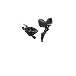 Дисковый тормоз Shimano Ultegra Race J RS685 передТормоза на велосипед<br>Характеристики:Высокопроизводительный дисковый тормоз для эффективного торможения в любых условияхИспользование на переднем или заднем колесе для международного стандарта или Post mount с адаптерами (не входит в комплект)Крупногабаритные 22мм керамические поршни оптимизированы для теплоизоляции, легкости и жесткостиПротивоположный дизайн 2-поршневуменьшает ведущую силу и износколодок, увеличивается управление торможениемУвеличение зазора между ротором и колодкамиуменьшает вероятность сопротивления ротораКованыйдизайн колодок легкий и жесткийОднонаправленная прокачка тормозовМинеральное масло (тормозная жидкость) не вызывает коррозии и менее опасно, чем обычные гидравлические тормозные жидкостиКронштейн позволяет быструю установку и настройкуРекомендуется для использования с Ice Tech FREEZA Centre-Lock SM-RT99 роторамидля оптимальной эффективности торможенияПоставляется в комплекте с колодками из ресин компаундаF01A, алюминиевоеоребрениедополнительно улучшает рассеивание тепла и обеспечивает снижения температуры тормозных поверхностей на 50 ° С                                                Общие характеристики:    Артикул:RS685    Брэнды:Shimano    Год:2017    Категория:Тормоза<br>