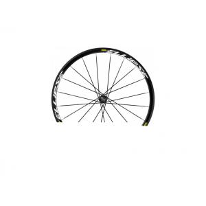 Колесо зад. трековое Mavic Ellipse Clincher Intl18Колеса для велосипеда<br>ОписаниеКолесо зад. трековое Mavic Ellipse Clincher Intl18Mavic Ellipse - универсальное колесо для тренировок и гонок. Обладает низким сопротивлением благодаря великолепным аэродинамическим характеристикам и жёсткости.высота обода: 30 ммКоличество спиц: 20 шт.Плоские аэродинамические спицыМаксимальная передача мощностиОптимизированный профиль для повышения жесткости и лучшей аэродинамикиВысокоэффективные подшипники картриджа стандарта QRM+Двойная резьба Flip-Flop, 1,37 x 24 TPIКлинчерные ободаТехнологииQRM+Mavic в своих колесах использует только высококачественные промподшипники, обеспечивающиедлительный срок службы и свободноевращение благодаря двойным сальникам и малому внутреннему люфту (стандарт C3 - малые зазоры и допуски). Главное преимущество- система микрорегулировки, позволяющая легконастроить колеса в соответствии с предпочтениями: немного распустить для лучшего качения или зажать для езды в плохую погоду.MAXTALMaxtal - запатентованный Mavic алюминиевый сплав на 30% прочнее алюминиевого сплава 6106. С ним ободья ещёболее лёгкие и крепкие.SUPПосле того, как обод сгибают, шов сваривается припомощи дуговой сварки. Затемего полируют, чтобы место стыка было идеально гладким. Сделанный таким способом обод чрезвычайно прочный и сбалансированный.                                                                                        Общие характеристики:                                            Артикул:R5670110                        Брэнды:Mavic                        Год:2018                        Категория:Колёса<br>