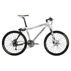 Велосипед MTB Sintesi 601 Race Disc WHITE-SILV 17""