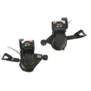 Шифтер Shimano XT SL-M770 10x3Манетки и Шифтеры<br>Общие характеристики:    Артикул:SL-M770-10    Брэнды:Shimano        Категория:Шифтеры<br>