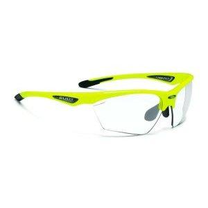 Очки Rudy Project STRATOFLY YELLOW FLUO-PHOTOCLEARВелоочки<br>Очки Rudy Project STRATOFLYВ этой оправе только верхняя часть линз защищена ободком. Это дает возможность увеличить поле зрения, при этом очки сохраняют прочную структуру. Такой дизайн обеспечивает прекрасный курсовой обзор, очки прекрасно подходят для таких видов, как велогонка, горный велосипед, бег. когда необходимо хорошо видеть поверхность земли, чтобы объезжать препятствия и выбирать лучшую траекторию. Линзы PhotohromicЛинзы Photohromic подстраиваются под интенсивность света и затемняются сами, вы даже не заметите этого. Только комфорт.Normal0falsefalsefalseRUX-NONEX-NONE/* Style Definitions */table.MsoNormalTable{mso-style-name:Обычная таблица;mso-tstyle-rowband-size:0;mso-tstyle-colband-size:0;mso-style-noshow:yes;mso-style-priority:99;mso-style-qformat:yes;mso-style-parent:;mso-padding-alt:0cm 5.4pt 0cm 5.4pt;mso-para-margin-top:0cm;mso-para-margin-right:0cm;mso-para-margin-bottom:10.0pt;mso-para-margin-left:0cm;line-height:115%;mso-pagination:widow-orphan;font-size:11.0pt;font-family:Calibri,sans-serif;mso-ascii-font-family:Calibri;mso-ascii-theme-font:minor-latin;mso-fareast-font-family:Times New Roman;mso-fareast-theme-font:minor-fareast;mso-hansi-font-family:Calibri;mso-hansi-theme-font:minor-latin;}                                                                                        Общие характеристики:                                            Артикул:SP236676-0000                        Брэнды:Rudy Project                        Год:2017                        Категория:Очки<br>