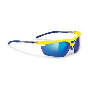 Очки Rudy Project MAGSTER YELLOW FLUO - M/LS BLUE+TRAS