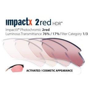 Линзы RP EXCEPTION ImpactX 2 Red