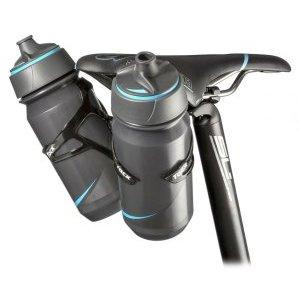 Флягодержатель TACX на седло для 2-х флягФляги и Флягодержатели<br>Просто хорошо покрашенный флягодержатель, который не будет обдирать вашу бутылку и сам не облезет в первую же покатушку.                                                Общие характеристики:    Артикул:T7600    Брэнды:Tacx        Категория:Флягодержатели<br>