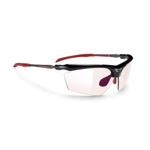 Очки Rudy Project MAGSTER BLACK G-ImpX 2 LASER RED