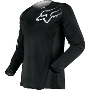 Велоджерси Fox Blackout Jersey, черный 2018