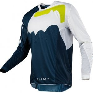 Велоджерси Fox Flexair Hifeye Jersey, сине-белый 2018