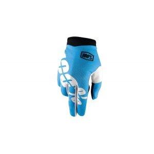 Велоперчатки 100% ITrack Glove, голубой 2017Велоперчатки<br>Как и любые аксессуары премиум-класса, эти перчатки отличаются минималистичным дизайном и продуманными мелкими деталями. Они изготовлены из самых лёгких и долговечных синтетических материалов, обеспечивают комфортное и естественное положение рук на руле. <br><br><br><br>ОСОБЕННОСТИ<br><br><br><br>Ладонь из перфорированной искусственной кожи Clarino<br><br>Прослойка из мягкого пеноматериала в районе большого пальца дополнительно гасит вибрации<br><br>Петли на запястьях позволяют легко снимать перчатки<br><br>Сетчатый материал на тыльной стороне ладони для оптимальной вентиляции<br><br>Специальный элемент для работы с сенсорными дисплеями (телефона или плеера) на кончике большого пальца<br>
