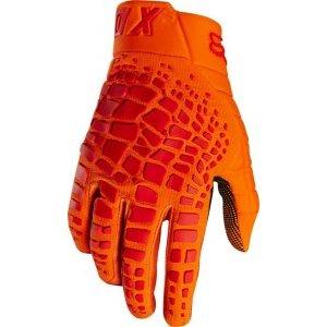 Велоперчатки Fox 360 Grav Glove, оранжевый 2018Велоперчатки<br>Новые вело и мотокроссовые перчатки от Fox теперь стали ещё удобнее, надёжнее и долговечнее. Верх модели выполнен из фирменного материала Stretch Cordura, который отлично тянется и при этом очень устойчив к истиранию. А основная особенность этих перчаток – вставки из специальной резины на кончиках пальцев для более естественного ощущения руля и точного управления мотоциклом. <br><br><br><br>ОСОБЕННОСТИ<br><br><br><br>Материал верха: Stretch Cordura<br><br>Ладонь выполнена из тонкой искусственной кожи Clarino<br><br>Технология TRUFEEL от Fox - вставки из специальной резины на кончиках пальцев обеспечивают более естественное ощущение руля и точное управление мотоциклом<br><br>Защитные полиуретановые вставки в области пальцев и костяшек<br>