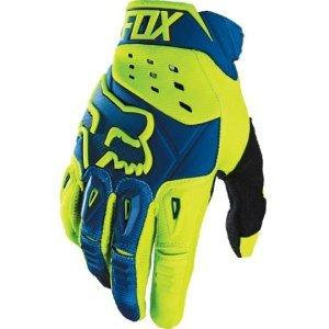 Велоперчатки Fox Pawtector Race Glove, сине-желтый 2016Велоперчатки<br>Классические вело и мотокроссовые перчатки от Fox. Основные особенности данной модели – неопреновые и резиновые накладки на костяшках, удобная застёжка и ладонь, отделанная двойным слоем искусственной кожи Clarino. Отличное сочетание эффективной защиты, внешнего вида и функцииональности.<br><br><br><br>ОСОБЕННОСТИ<br><br><br><br>Материал: текстиль, искусственная кожа<br><br>Ладонь отделана двойным слоем искусственной кожи Clarino<br><br>Силиконовые накладки для лучшего сцепления с рулём<br><br>Защитные накладки на костяшках из резины и неопрена<br><br>Удобная застёжка на крючке<br>