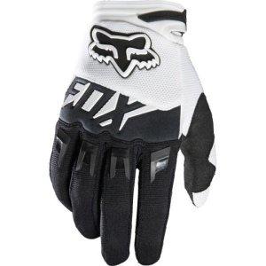 Купить со скидкой Велоперчатки Fox Dirtpaw Race Glove, белый 2016