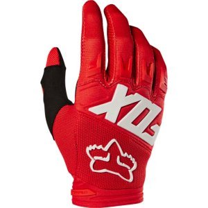Фото - Велоперчатки Fox Dirtpaw Race Glove, красный 2018 хромированные накладки на противотуманные фары и катафоты chn для skoda kodiaq 2017 по н в