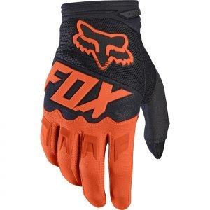 Фото - Велоперчатки Fox Dirtpaw Race Glove, оранжевый 2017 хромированные накладки на противотуманные фары и катафоты chn для skoda kodiaq 2017 по н в