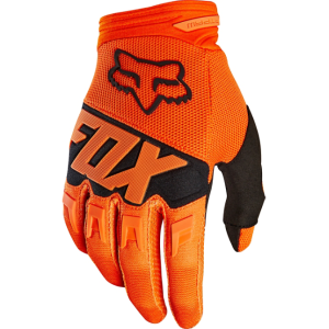 Велоперчатки Fox Dirtpaw Race Glove, оранжевый 2018