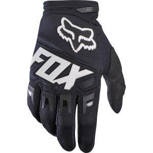 Фото - Велоперчатки Fox Dirtpaw Race Glove, черный 2017 хромированные накладки на противотуманные фары и катафоты chn для skoda kodiaq 2017 по н в