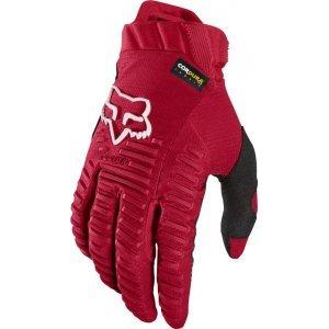 Велоперчатки Fox Legion Glove, темно-красный 2018Велоперчатки<br>Самые надёжные перчатки от Fox, созданные специально для гонщиков эндуро. Верх модели выполнен из устойчивого к механическим воздействиям текстиля Cordura, ладонь отделана двойным слоем искусственной кожи Clarino для большей долговечности. Дополнительные особенности этих перчаток – специальные защитные вставки на пальцах и костяшках, а также полная совместимость с сенсорными дисплеями.<br><br><br><br>ОСОБЕННОСТИ<br><br><br><br>Материал верха: текстиль от Cordura<br><br>Материал ладони: искусственная кожа Clarino<br><br>Специальные защитные вставки на пальцах и костяшках<br><br>Совместимость с сенсорными дисплеями<br><br>Удобная застёжка на липучке<br>