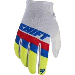 Велоперчатки Shift White Air Glove, белый 2017 shift