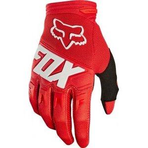 Велоперчатки подростковые Fox Dirtpaw Race Youth Glove, красный 2018Велоперчатки<br>Высококачественные вело и мотокроссовые перчатки, созданные специально для юных гонщиков. Особенности обновлённой модели Dirtpaw - защитные накладки в нижней части ладони и на костяшках. Одним словом - оптимальный выбор для начинающих райдеров.<br><br><br><br>ОСОБЕННОСТИ<br><br><br><br>Материал: текстиль, искусственная кожа<br><br>Ладонь выполнена из тонкой искусственной кожи Clarino<br><br>Силиконовые накладки для лучшего сцепления с рулём<br><br>Защитные накладки на костяшках и в нижней части ладони<br><br>Вставки из сетчатого материала между пальцами для лучшей вентиляции<br><br>Застёжка на крючке<br>