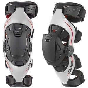 Наколенник правый POD K4, серо-красный, XS/S, K4015-595-XS/S наколенник магнитный здоровые суставы