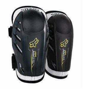 Налокотники подростковые Fox Titan Sport Elbow Youth Guard, черный, 04273-001-OS