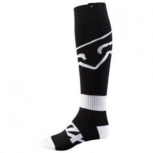 Носки Fox FRI Race Thin Sock, черный 2018Велоноски<br>Тонкие мягкие носки под вело и мотоботы от Fox. Модель выполнена из прочного и долговечного синтетического материала, который быстро сохнет и хорошо отводит влагу. Анатомический крой и дополнительные утолщения в критических местах обеспечивают максимальный комфорт.<br><br><br><br>ОСОБЕННОСТИ<br><br><br><br>Материал: полиэстер<br><br>Анатомический крой<br><br>Дополнительные утолщения в критических местах<br>