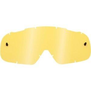Линза Fox Air Defence Lens Raised Bar Yellow, 21346-005-NS линза для маски von zipper lens trike yellow